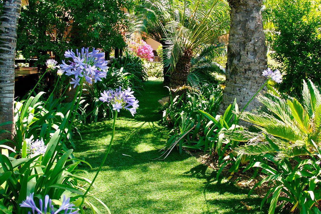 Cesped artificial artgarden para caminos en jardines