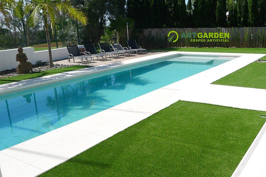 Artificial grass Marbella