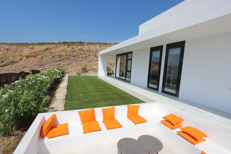 El jardín minimalista de E.V.